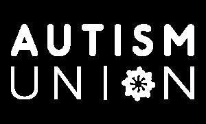 Autism Union Logo White